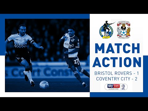 Bristol Rovers Coventry Goals And Highlights
