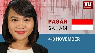 InstaForex tv news: Pasar Saham: Update mingguan (November 4 - 8)