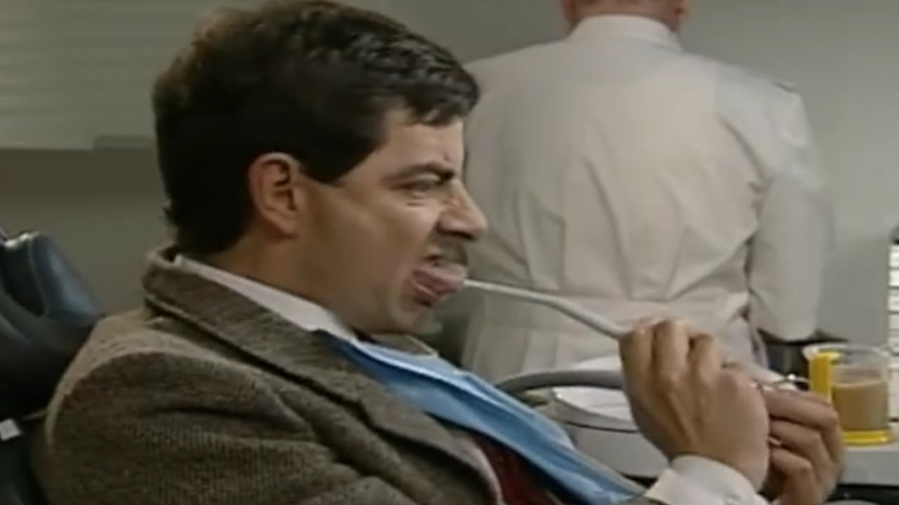 At the dentist funny clip mr bean official youtube at the dentist funny clip mr bean official solutioingenieria Images