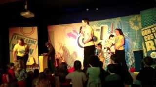 Repeat youtube video Haven Holidays Fun Stars Go Live Reighton Sands March 2013