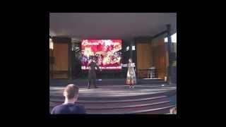 День Победы 9 мая в Парке Лианозово