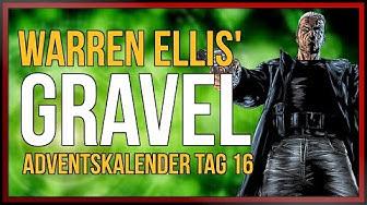 GRAVEL (Comic, deutsch) | Adventskalender 2018 | [Dantes Verlag] | Tag 16