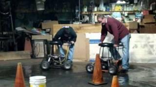 Barstool Racing, 12-18-2010