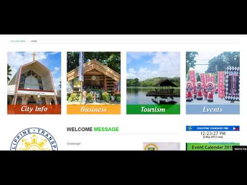 City of Valencia Government Website Launching