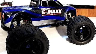 RC Car Reviews MAXX MONSTER Traxxas Brushless E MAXX My Review 2017