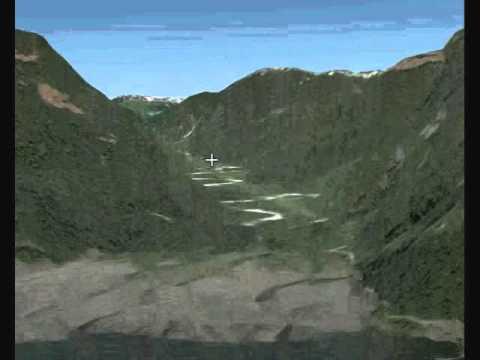 flightcam greater vancouver area august 2012