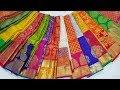 Unboxing Subhamuhurtam Bridal Kanjivaram Silk Sarees