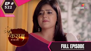 Kasam - Full Episode 522 - With English Subtitles