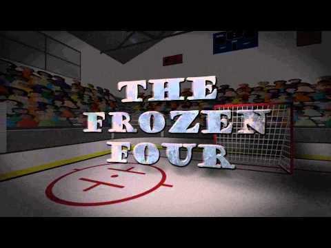 Frozen Four Hockey - Motion Graphics After Effects Intro