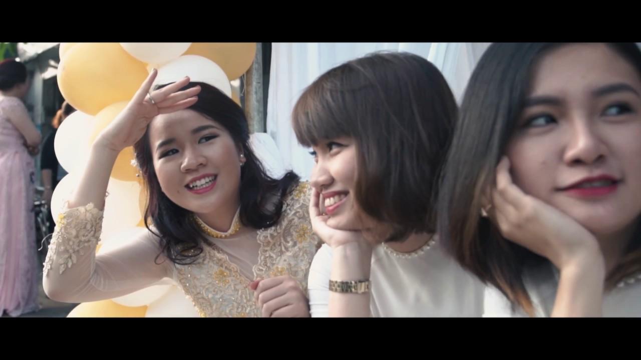 Phóng sự cưới Rhymastic - Yêu 5 | Phim cưới dựng ngay trong ngày [HD]
