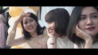 Phóng sự cưới Rhymastic - Yêu 5   Same Day Edit NAM + NGÂN   27.02.2017 [HD]