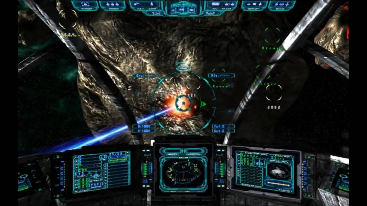 Evochron mercenary 3d space combat and exploration for 3d room simulator