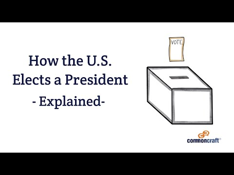How the U.S. Elects a President (Updated)