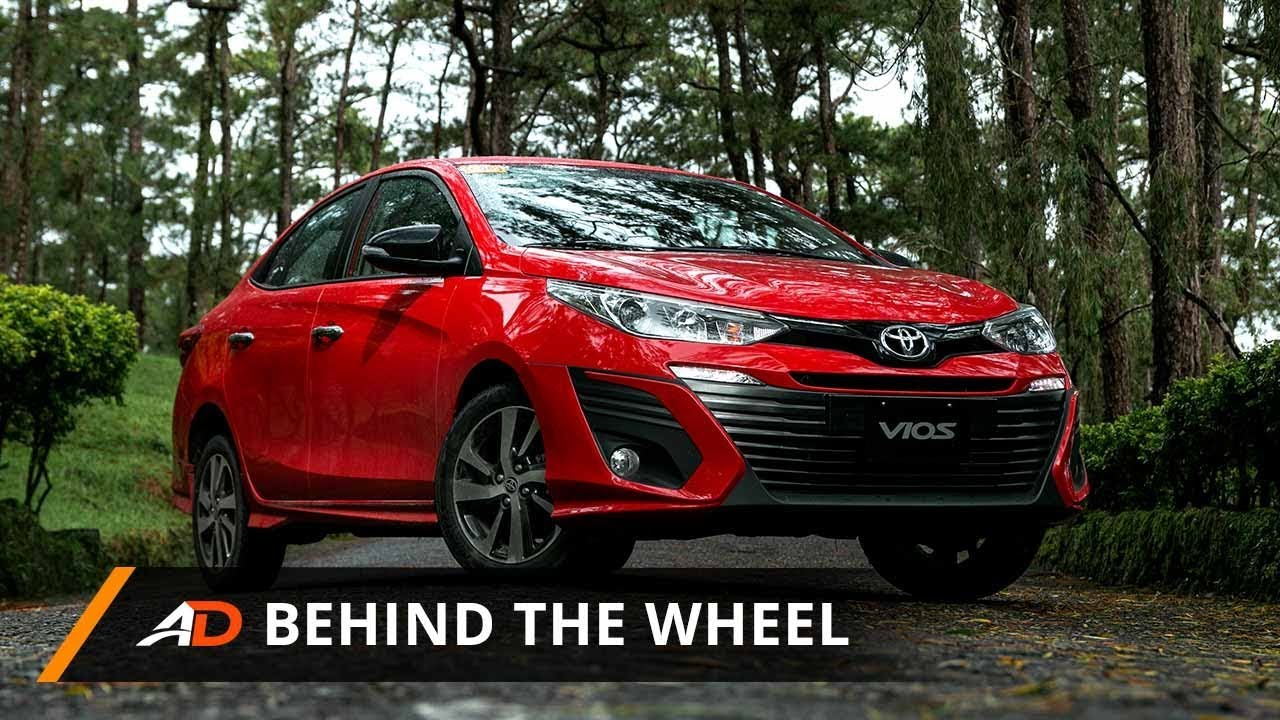 2019 Toyota Vios 1 5g Prime Review Behind The Wheel Youtube