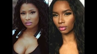 "Nicki Minaj ""Feeling Myself"" Makeup Tutorial"