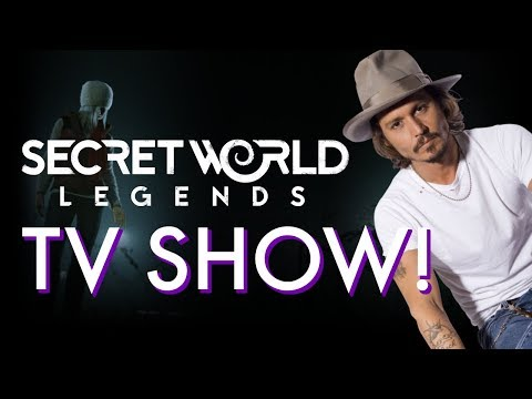 The Secret World TV Series Confirmed! Johnny Depp To Produce!