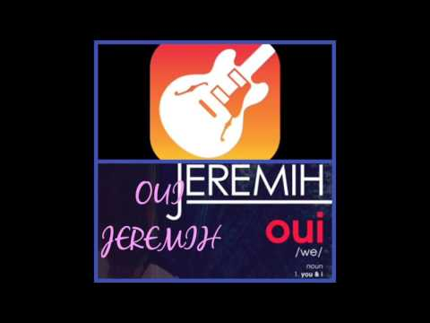 Oui - Jeremih *New Version* (Garageband IOS Remake Cover) Instrumental