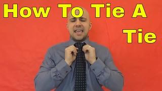 3 EASY Tie Knots-How To Tie A Tie (Tutorial)