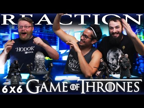 "Game of Thrones 6x6 REACTION!! ""Blood of My Blood"""