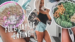 Full Day of Eating