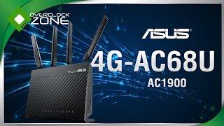 รีวิว ASUS 4G-AC68U : 4G Router ประสิทธิภาพสูง มาตรฐาน AC1900