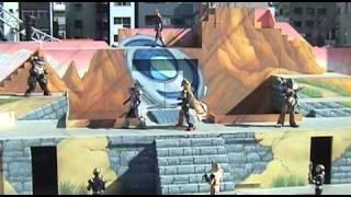 後楽園遊園地で僕と握手!2001年タイムレンジャー(前半)