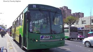 Video Buses in Mexico City, Mexico 2017 download MP3, 3GP, MP4, WEBM, AVI, FLV Juli 2018