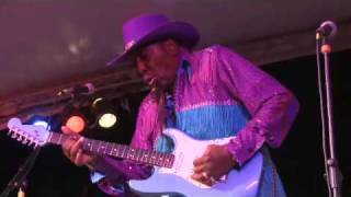 Eddy Clearwater - Blue Over You