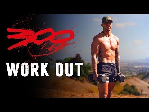 300 Workout Challenge | Michael Vazquez