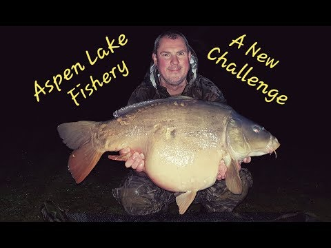 Ep174 A New Lake, A New Challenge. Aspen Lake Fishery.