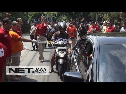 Beginilah Reka Ulang Kecelakaan Maut yang Libatkan Mobil dengan Motor Di Solo - NET JATENG - 동영상