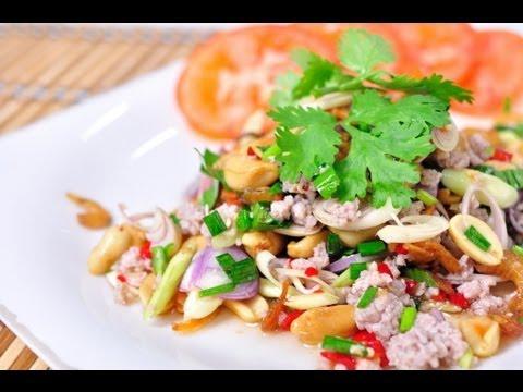 Thai food spicy lemongrass salad yum ta krai youtube thai food spicy lemongrass salad yum ta krai youtube forumfinder Gallery