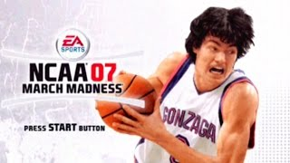 NCAA March Madness 07 ... (PS2)