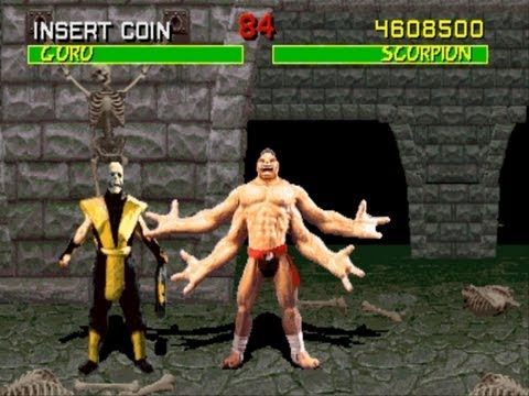 Mortal Kombat 1 Scorpion Gameplay Playthrough Longplay