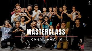 TERE LIYE by Atif Aslam & Shreya Ghoshal | KARAN BHATIA House Masterclass at Nritya Shakti Studio