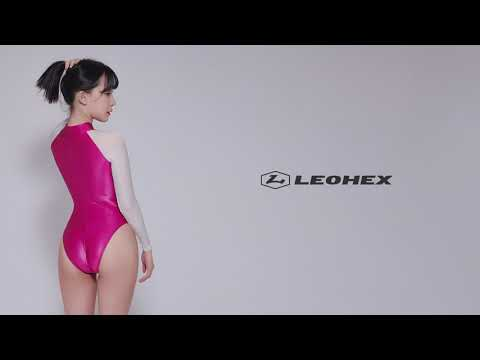 LEOHEX 2020 New Products For Wet Look Shiny Swimsuit - 5 color
