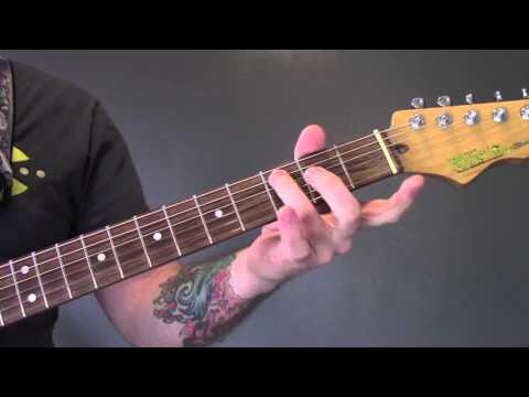 Palma Violets - Best Of Friends Guitar Tutorial