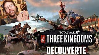 (Sponso) DÉCOUVERTE - Total War: Three Kingdoms