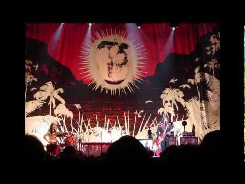 The white stripes house of the rising sun live 2002