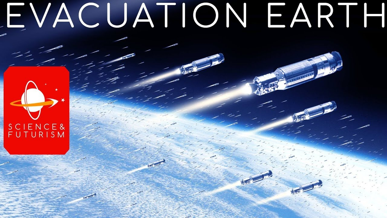 Evacuating Earth