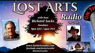 Flat Earth Clues Interview 102 - Lost Arts Radio - Mark Sargent ✅