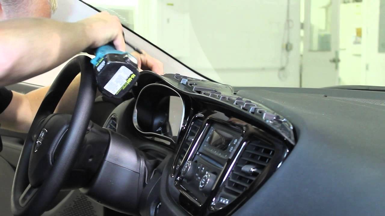 2013 Kia Rio Fuse Box Diagram 2013 Dodge Dart Radio Removal Youtube