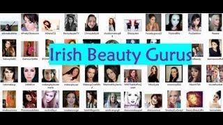 Irish Beauty You Tubers