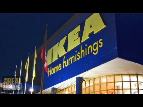 Ikea Agrees to Pay Their Workers More Than Minimum Wage
