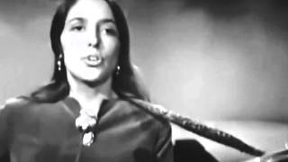 Joan Baez - There But For Fortune (BBC Television Theatre, London - June 5, 1965)