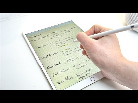 iPad Pro for Students Review