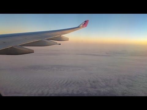 Hawaiian Airlines : Kahului, Maui to LAX, full flight.