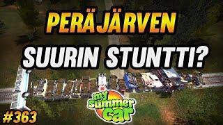 My Summer Car #363 | Peräjärven Suurin Stuntti?