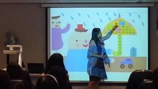 講座六:童詩及故事媽媽 (元朗公立中學校友會小學 - 陳慧盈