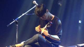 Repeat youtube video Canon in D - Sungha Jung (ukulele live)